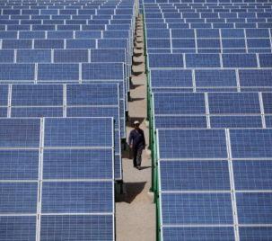 Energia solar: usinas solares que utilizam tecnologia fotovoltaica poderiam responder por 8 por cento a 13 por cento da eletricidade mundial produzida em 2030