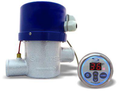 aquecedor eletrico - banheira